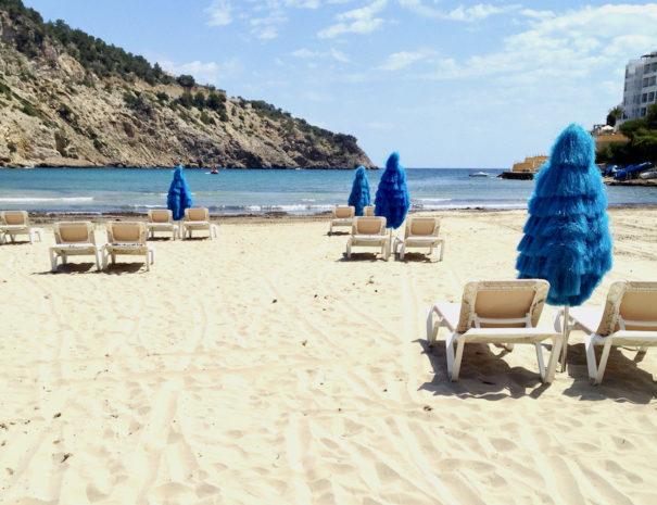 Cala Llonga Ibiza beach - 1