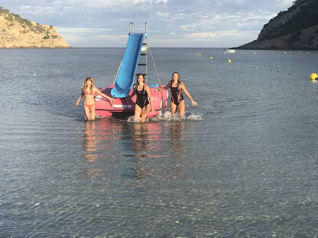 Cala Llonga watersport