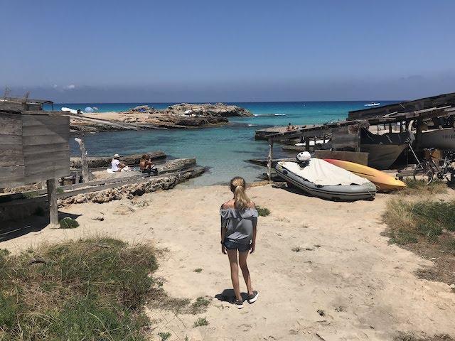 Es Calo Formentera