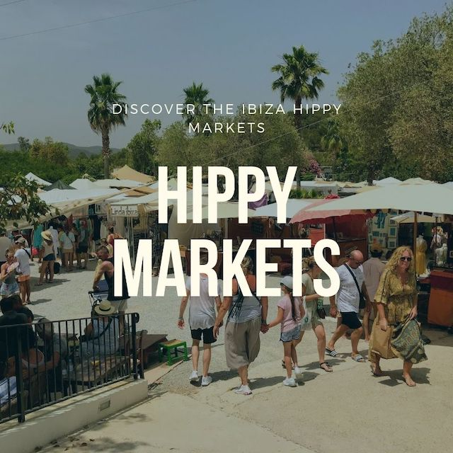 Ibiza Hippy markets